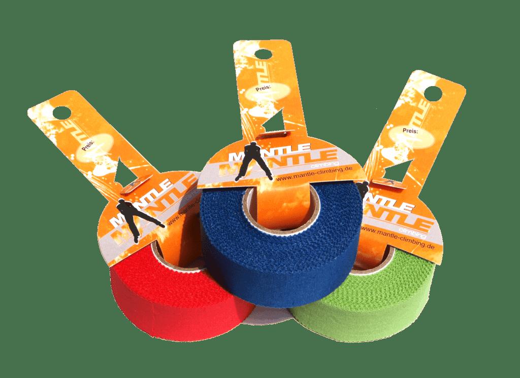 Tape farbig label