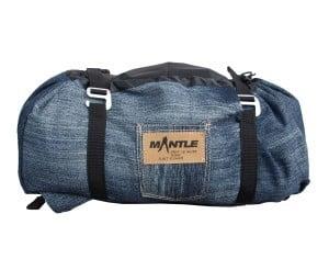 Seilsack Jeans dunkel