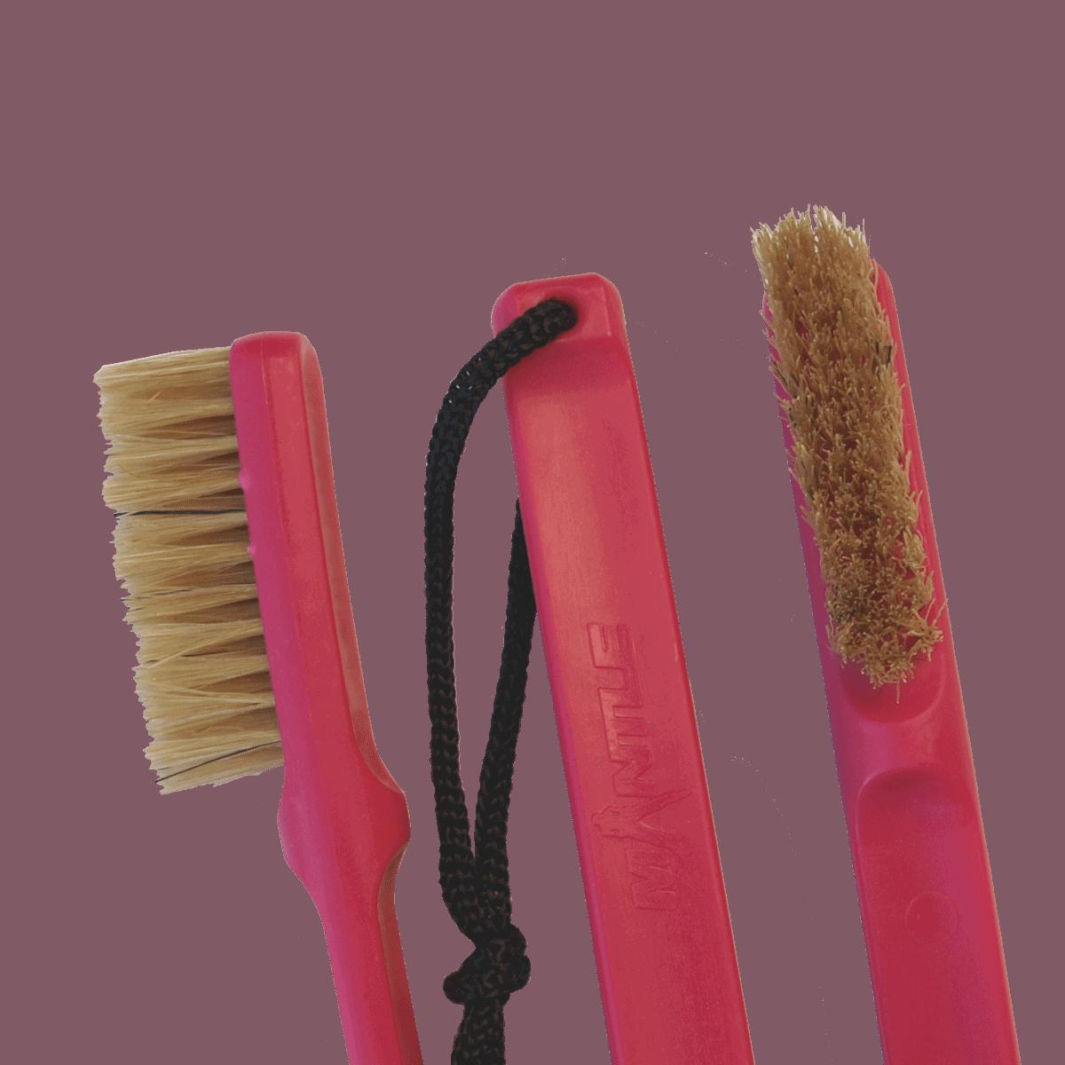 Mantle Brush pink