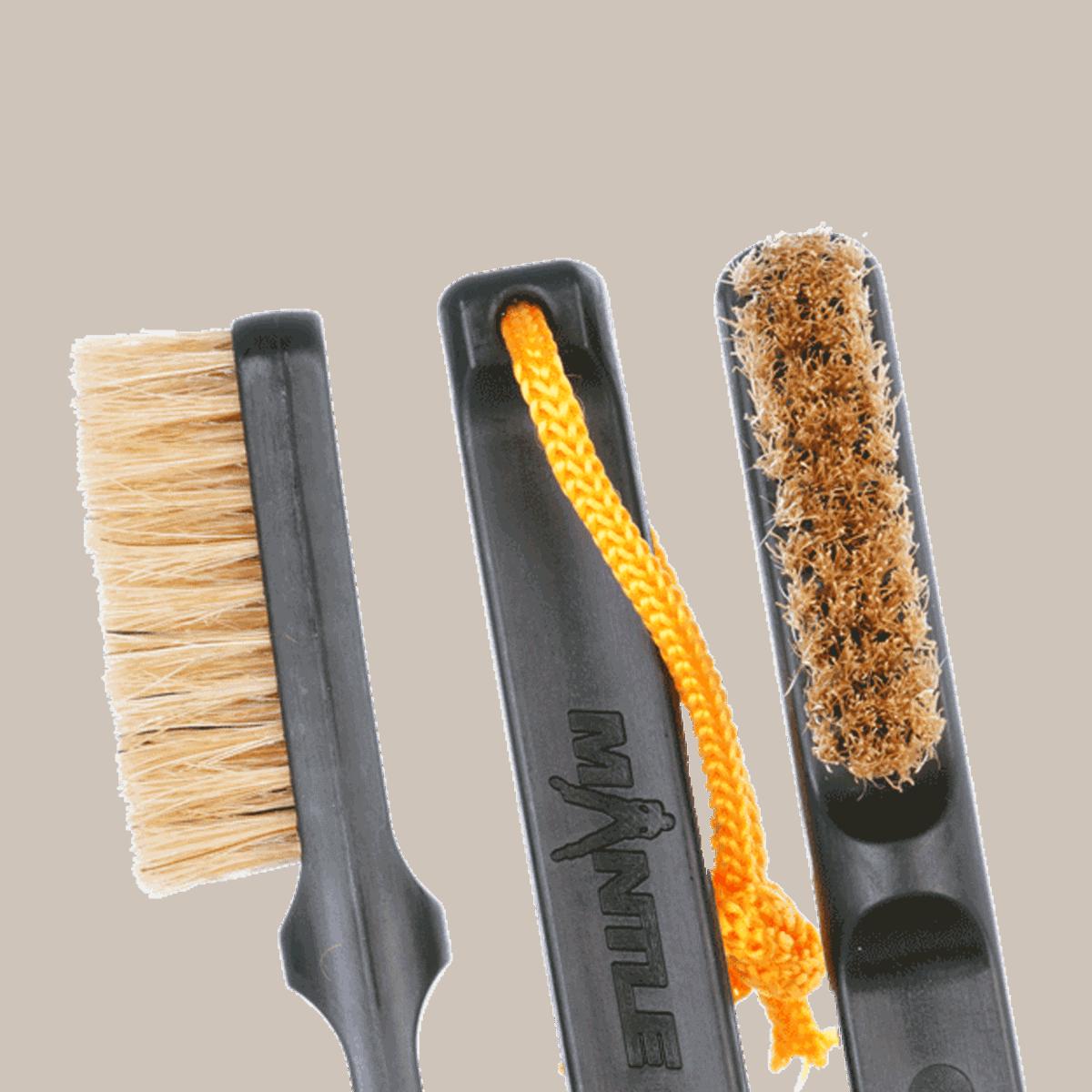 Mantle Brush schwarz