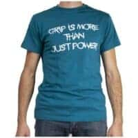 T-Shirt Herren Petrol