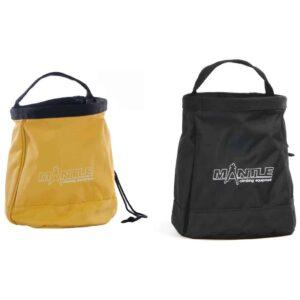 Boulderbag (schwarz/ gelb)